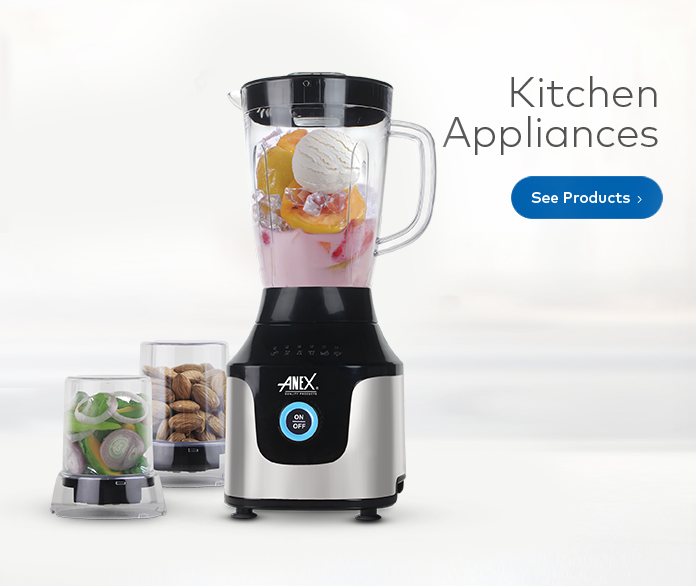 Anex Leading Kitchen And Home Appliances Company In Pakistan